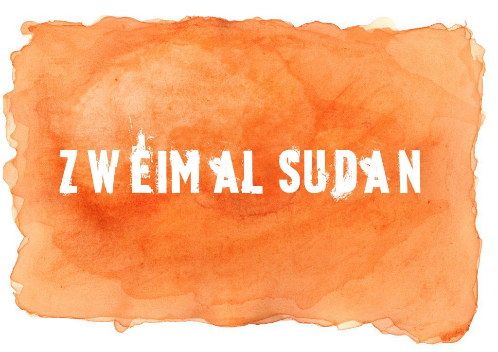 zweimal sudan