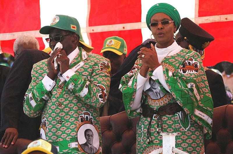 Grace Mugabe with Robert Mugabe 2013 08 04 11 53.jpeg