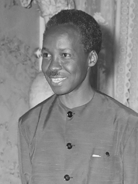 Julius Nyerere Eric KochAnefoNationaal Archief