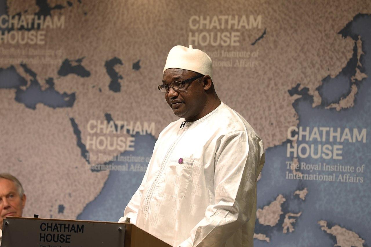 Adama Barrow President Republic of the Gambia