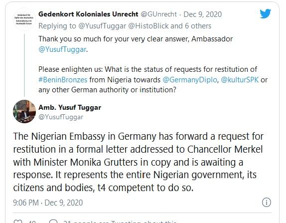 nigeria tweet