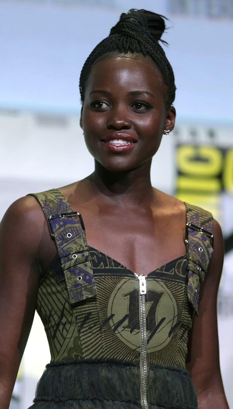 Lupita Nyongo by Gage Skidmore