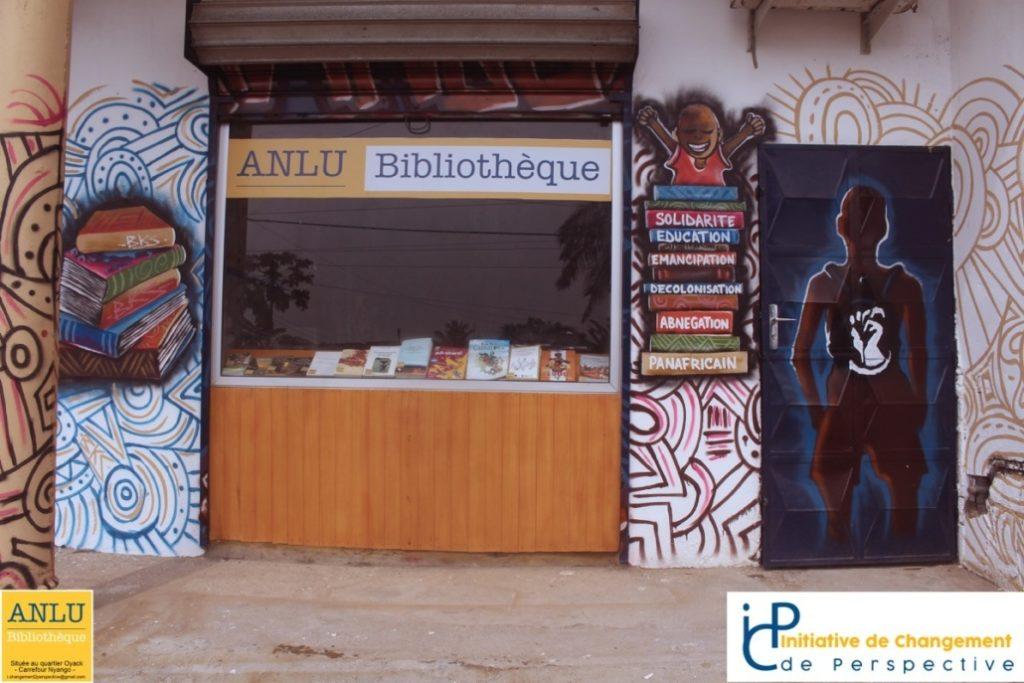 anlu bibliotheque
