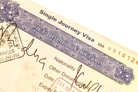 kenia einreisebestimmungen