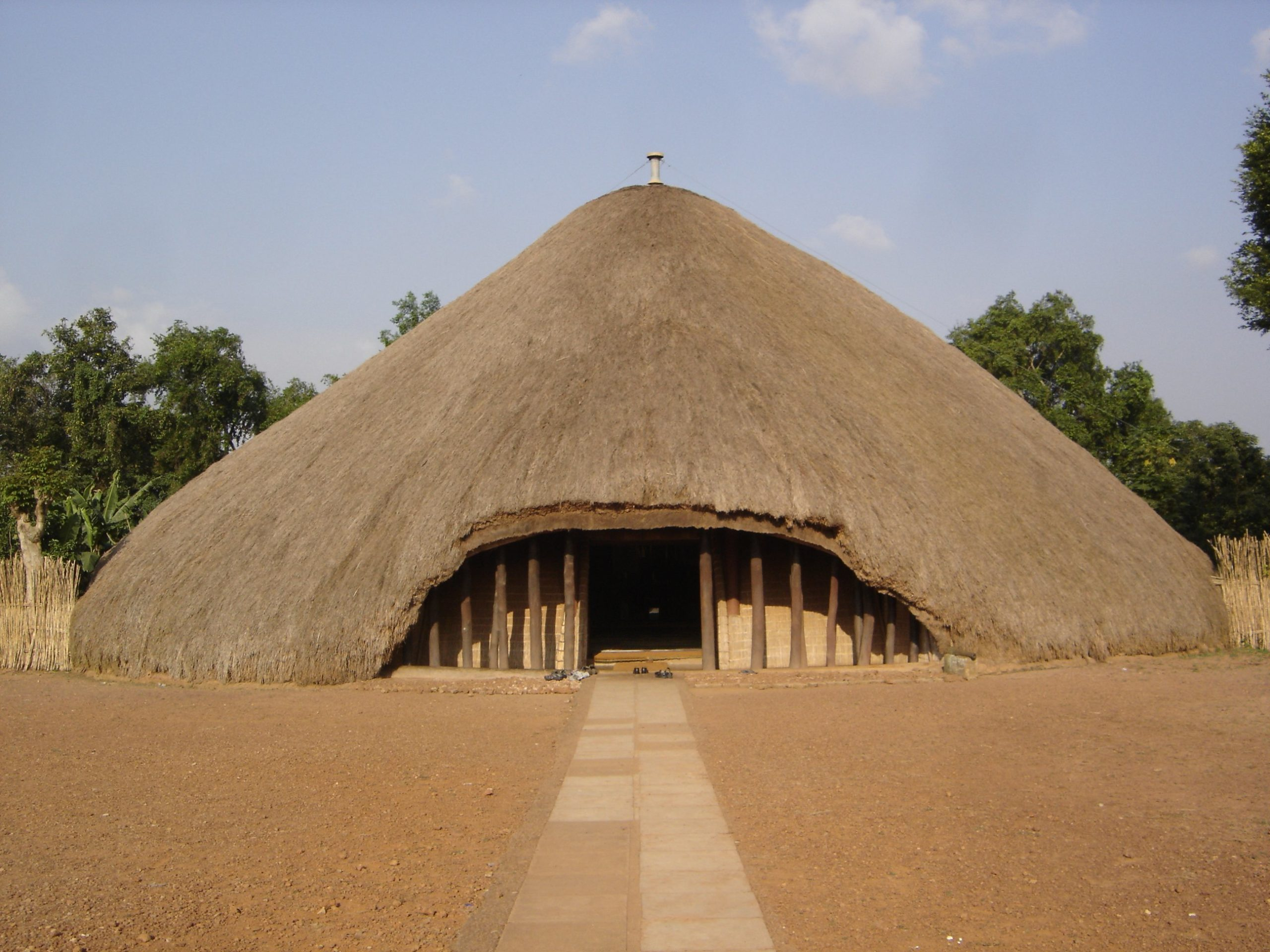 Kampala Kasubi Tombs scaled