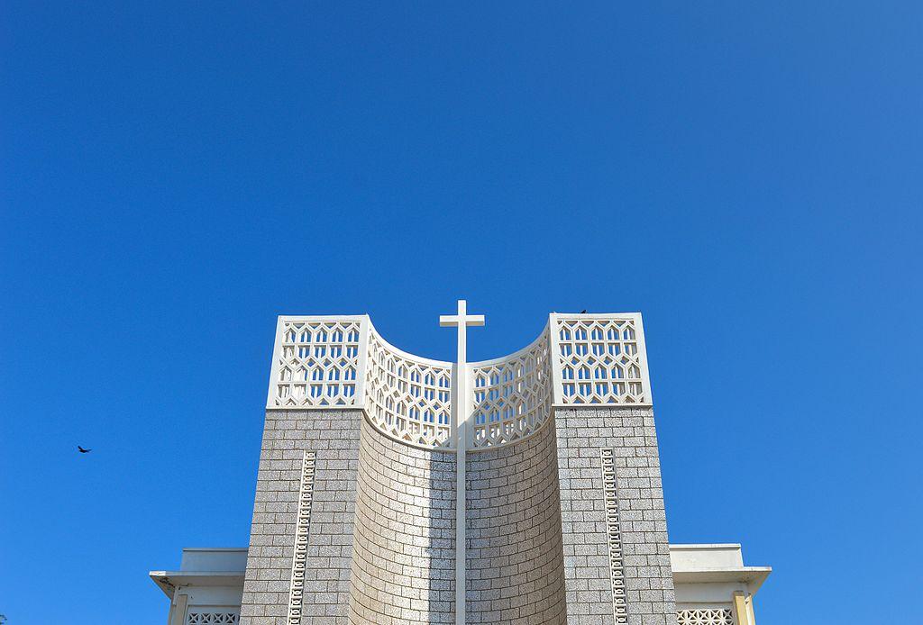 Cathedral in Djibouti 25033390012
