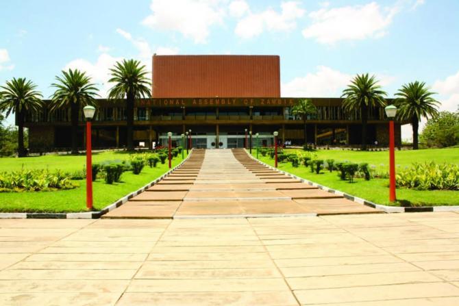 Zambia National Assembly Building