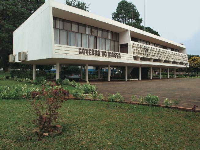 niassa administration palace