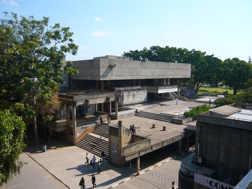 university of zambia photo by architectuul