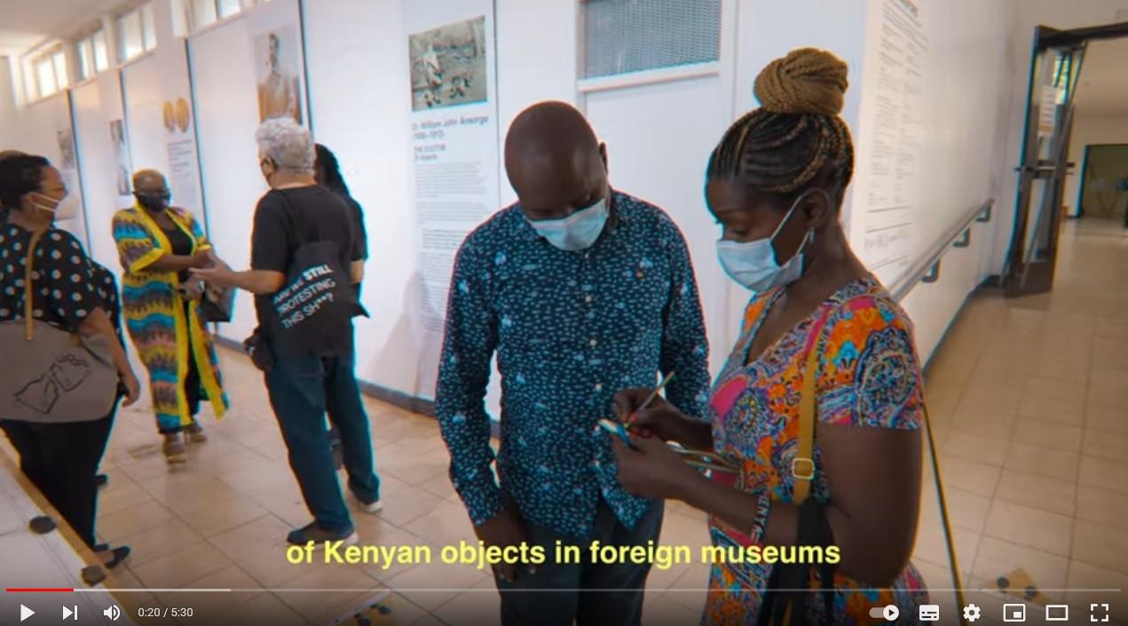 the curators speak